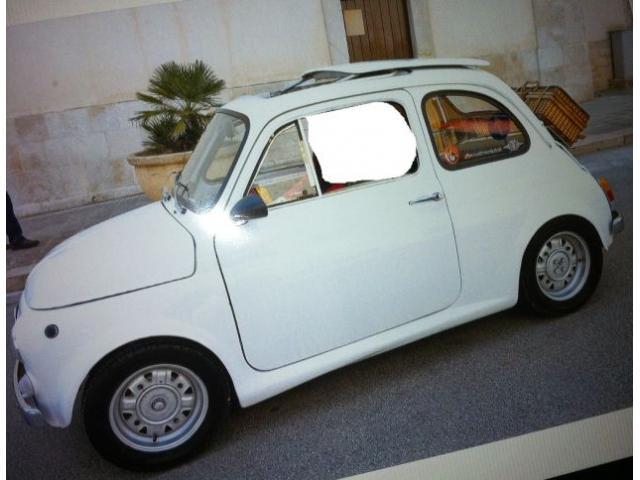 FIAT Cinquecento epoca - Anni 60