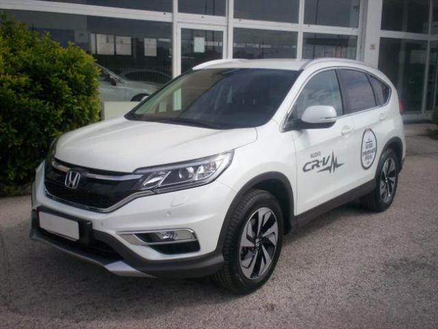 Honda CR-V 1.6 i-DTEC Lifestyle Navi AT 4WD