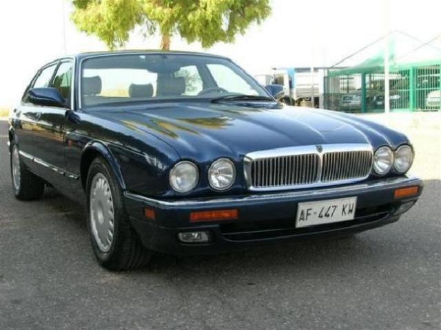 JAGUAR XJ6 4.0 aut.