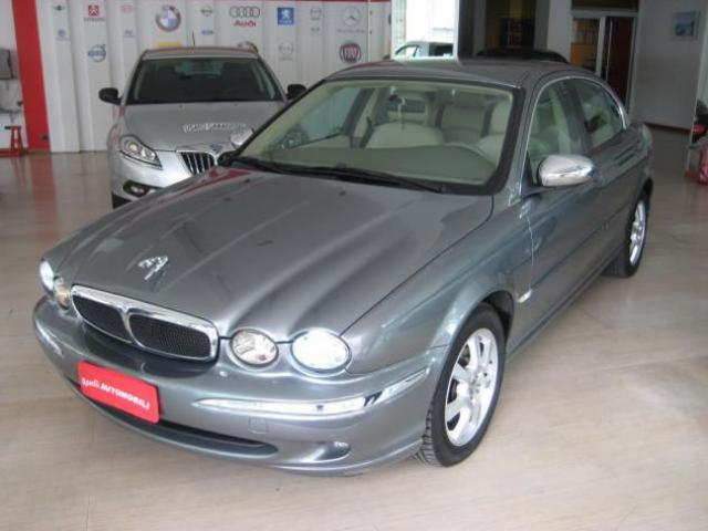 Jaguar X-type 2.0d Executive EU3