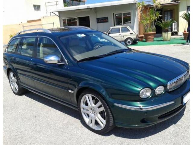 Jaguar X-type 2.5 V6 24V Executive