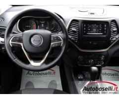 JEEP CHEROKEE 2.0 MJT2 LONGITUDE 4X4 170 CV Cambio automatico 9 marce
