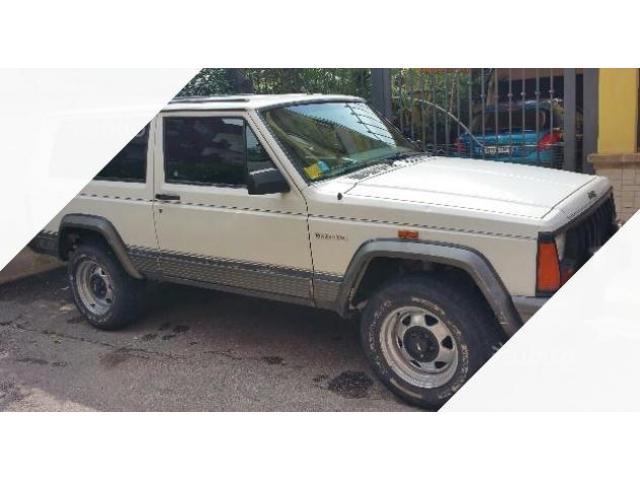 JEEP Cherokee 2.1td ASI 1989