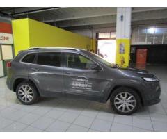 JEEP Cherokee 2.2 Mjt II 4WD Active Drive I Limited