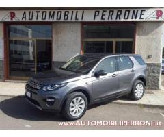 LAND ROVER Discovery Sport 2.2 SD4 HSE (DVD Post-Xeno-Pelle)