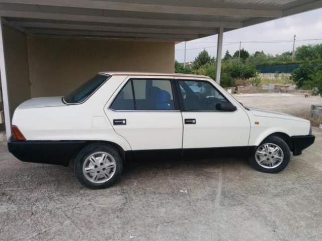Macchina d'epoca ASI - FIAT Regata 100/s