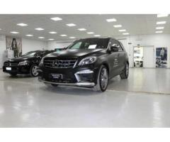 MERCEDES-BENZ ML 63 AMG ML 63 4Matic AMG Performance