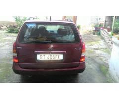 Opel astra station wagon diesel 2001, 188111 km, 2000 cilindrata
