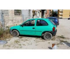 Opel corsa -2 serie impianto a gpl