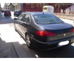 PEUGEOT 607 V6 24V HDi FAP aut. Titanio
