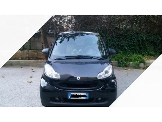 Smart fortwo 1000 turbo benzina pulse