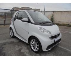 SMART ForTwo 1.0 MHD coupé passion 2012