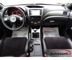 SUBARU IMPREZA 2.5 WRX STI 4X4 300 CV SPORT Navigatore Interno Recaro in pelle Xeno Si-drive 4x4 AWD