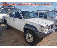 TATA Pick-Up cassonato 5 posti 2.0 TDI 4x4