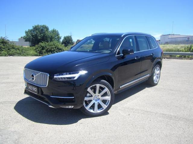 Volvo XC90 D5 AWD Geartronic 7 posti First Edition