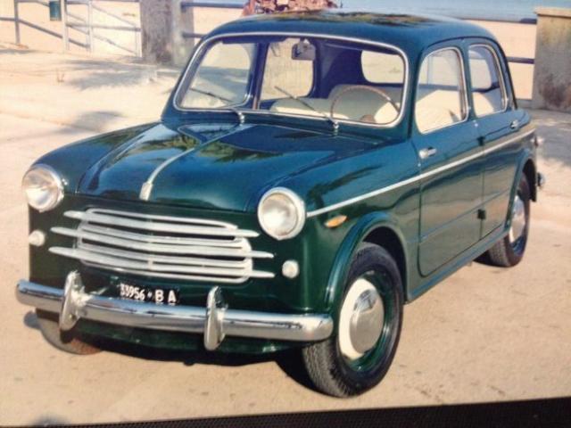 Fiat 1100 103 tipo B anno 1954    PREZZO RIBASSATO
