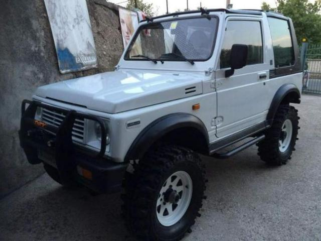 Suzuki Samurai SJ413 - 1991