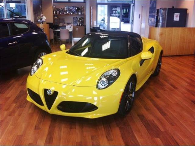 Alfa Romeo 4C 1750 TBi 240cv SPIDER *ASSETTO + SCARICO RACING*