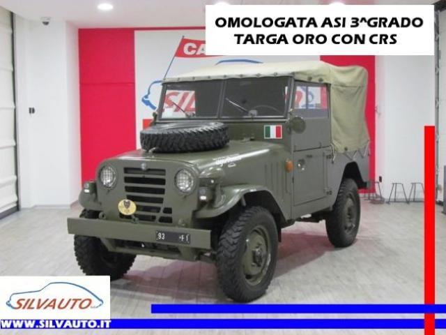 ALFA ROMEO Alfetta MATTA A.R. 51 - OMOLOGATA ASI 3^ GRADO TARGA ORO