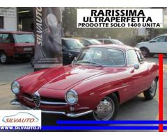 ALFA ROMEO Giulia 1600 SS SPRINT SPECIALE TIPO 101.21