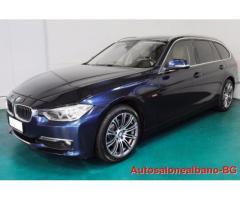 BMW 320 d  LUXURY LINE EURO 5 DPF