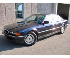 BMW 740 i 4.4 cat
