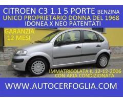 CITROEN C3 1.1 Elegance-UNICO PROPRIETARIO DONNA DEL 68