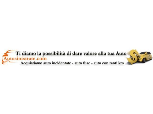 compriamo auto sinistrate incidentate da rivedere Bergamo