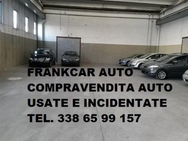 COMPRO FUORISTRADA USATI, INCIDENTATI, FUSI TEL 338.65.99.157