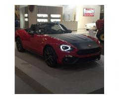 FIAT 124 Spider ABARTH 124 SPIDER 1.4 TURBO MULTIAIR 170CV