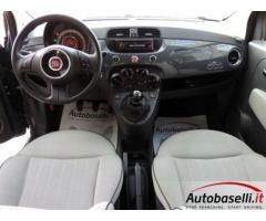 FIAT 500 1.2 LOUNGE IDONEA NEO PATENTATI Tetto + Climatizzatore + Radio cd + Presa USB + Comandi rad