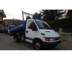 IVECO Daily 35 C12 RIBALTABILE