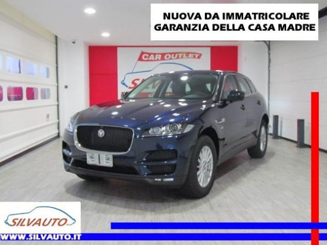 JAGUAR F-Pace 2.0d AWD PURE 180 CV AUTOMATICO MODEL YEARS 2016