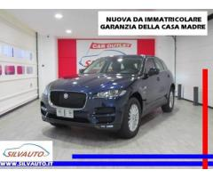 JAGUAR F-Pace 2.0d PURE 180 CV MODEL YEARS 2016