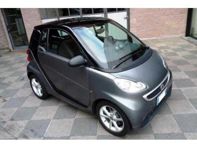 Smart Fortwo 1000 52 KW MHD Coupý Pulse