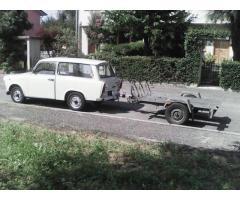 trabant 601 s combi con gancio traino