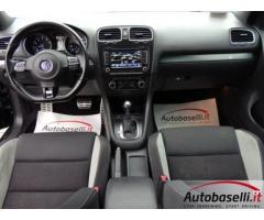 VOLKSWAGEN GOLF 2.0 TSI R 4 MOTION DSG 270 CV 5 PORTE Cambio automatico Navigatore touchscreen Alcan