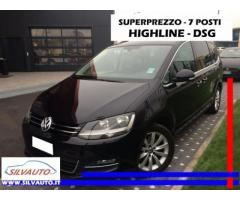 VOLKSWAGEN Sharan 2.0 TDI DSG BlueMotion Technology 170 CV