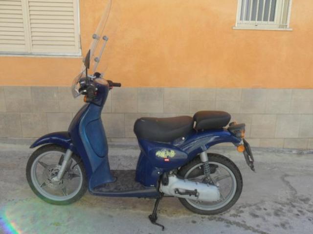 APRILIA Scarabeo 50cc cc 50