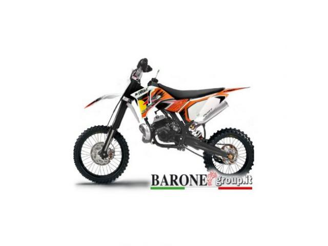Mini Cross NRG XXL 49 cc 14 12 freni idraulici