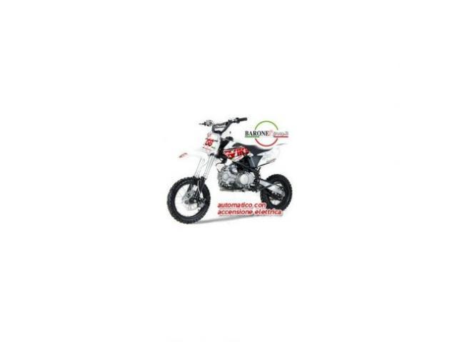 Pit bike BSE X-TREME 110 cc 14 12
