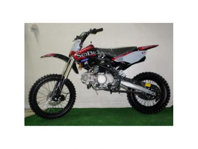 Pit Bike BSE YX RACING 140 cc 17 14