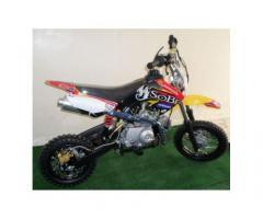 Pit Bike CRF 50 110 cc 12 10 Semiautomatica