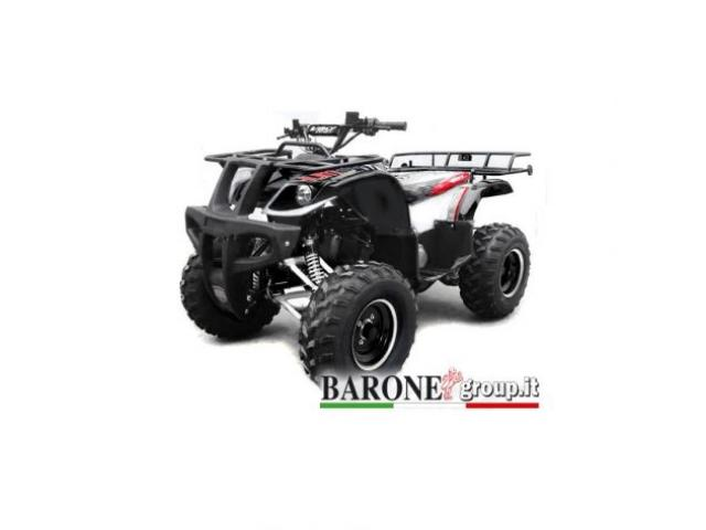 Quad Hummer 125cc R8 Racing