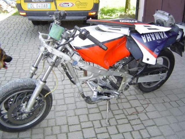 Yamaha fj 1200- epoca- a ricambi