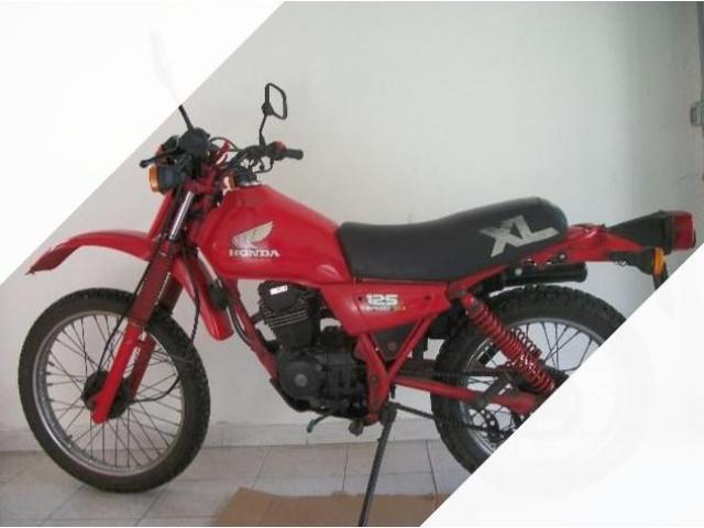 Honda Altro modello - 1988