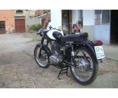 ducati 175 turismo cc 175 immatricolata 1957