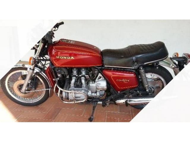 Honda Gold Wing - Anni 70