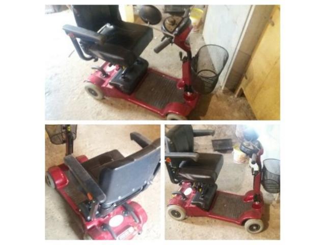 Scooter - motorino elettrico per Anziani e Disabili