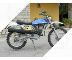 SWM 125 Six Days ES - Anni 70